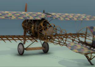 Miniatura per l'articolo intitolato:Edutainment, collaborazione con Gar e Aircraft in Pixel per modelli 3D